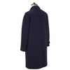 Templemore Navy Double Faced Twill Coat