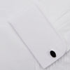 White Dempsey Pleated Dress Shirt