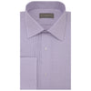 Dempsey Lilac Pleated Dress Shirt