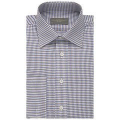 Ainsley Brown and White Check Shirt