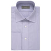 Ainsley Purple and White Stripe Shirt