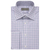 Ainsley Purple and Blue Check Shirt
