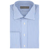 Ainsely Blue Bold Stripe Shirt
