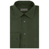 Aragon Green Needle Corduroy Shirt
