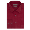 Artemas Red Needle Corduroy Shirt