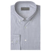 Aragon Grey and White Gingham Shirt