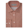 Alderney Orange Melange Shirt