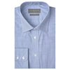 Alex Blue Micro Check Shirt