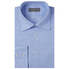 Aragon Pale Blue Cotton Linen Shirt