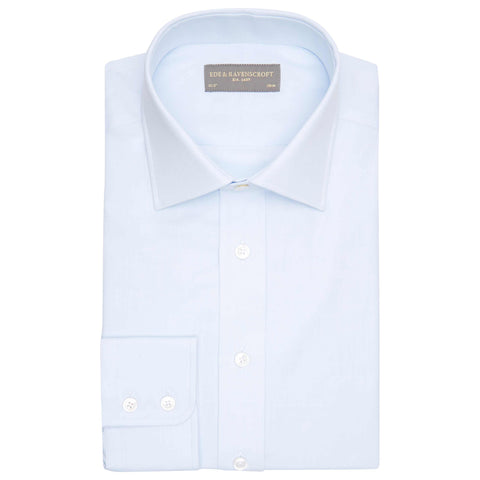 Alistair Blue Oxford Shirt