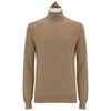 Kenbury Camel Roll Neck Sweater