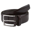 Burgundy Hard Lether Belt