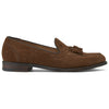 Sonny Brown Suede Tassel Loafer