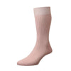 Danvers Pink Cotton Socks