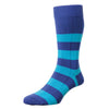 Ely Royal Blue Rugby Socks