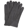 Black Deerskin Leather Glove