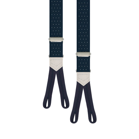 NAVY PINDOT BRACES