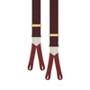 BURGUNDY PINDOT BRACES