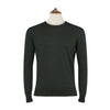 Kyan Forest Green Crew Neck Pullover