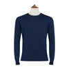 Kyan Light Navy Crew Neck Pullover