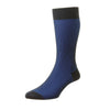 Santos Navy Rib Socks