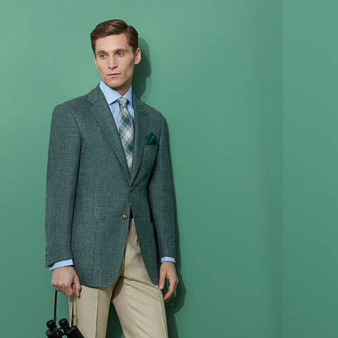 Eldridge Green Tweed Jacket