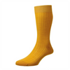 Laburnum Gold Wool Socks