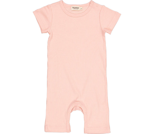 Kurzer Modal Romper 'Summer Rompy' in rose