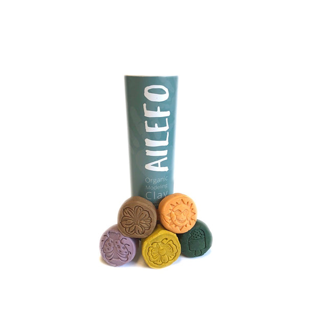 Bio Knet Set klein 'Forest Colors'