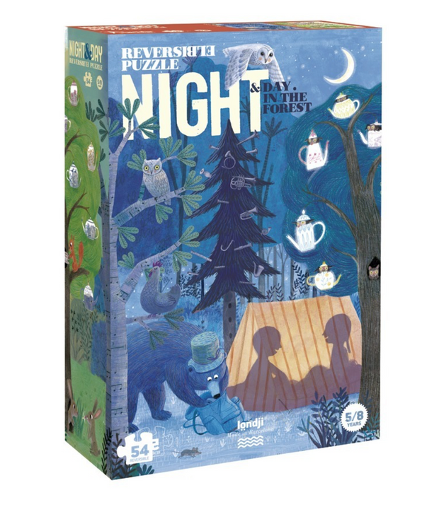 Puzzle 'Day & Night'