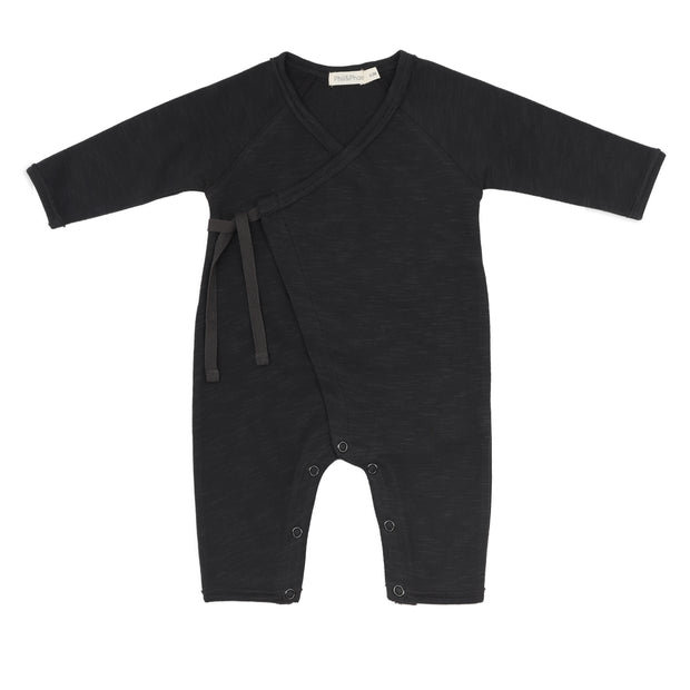 Onesie in charcoal