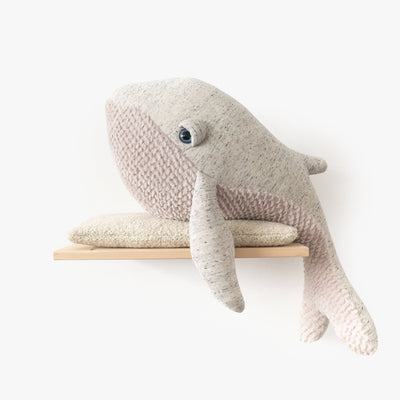 Big Stuffed 'Big Original Whale' Kuscheltier