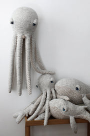 Big Stuffed 'Big Original Octopus' Kuscheltier