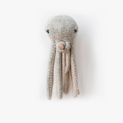 Big Stuffed 'Small Original Octopus' Kuscheltier