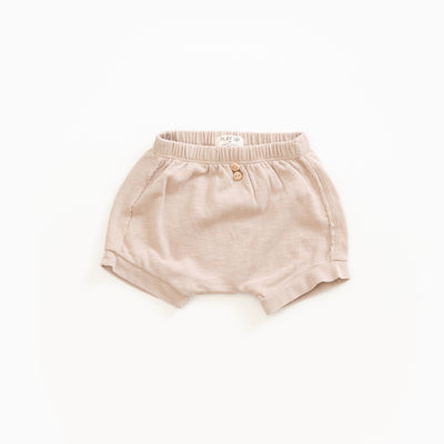 Jersey Shorts in beige