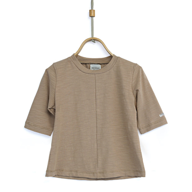 T-Shirt 'Kerry' in hazelnut