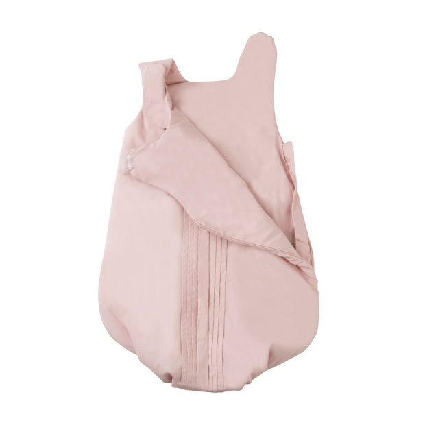 Schlafsack 'rosy pleats' in rosa