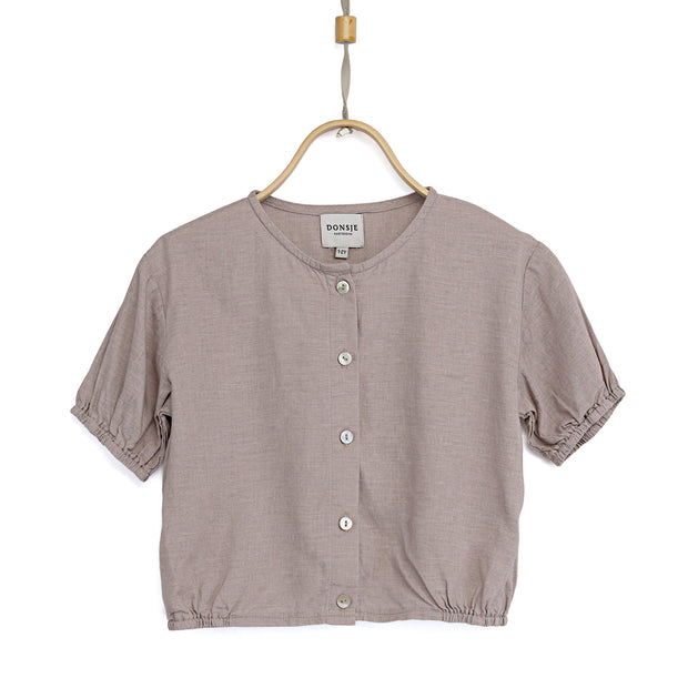 Bluse 'Yenthe' in lavender