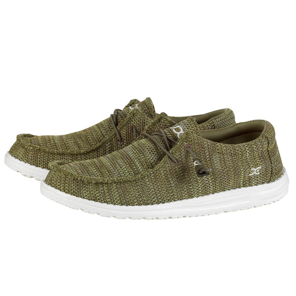 WALLY SOX OLIVE