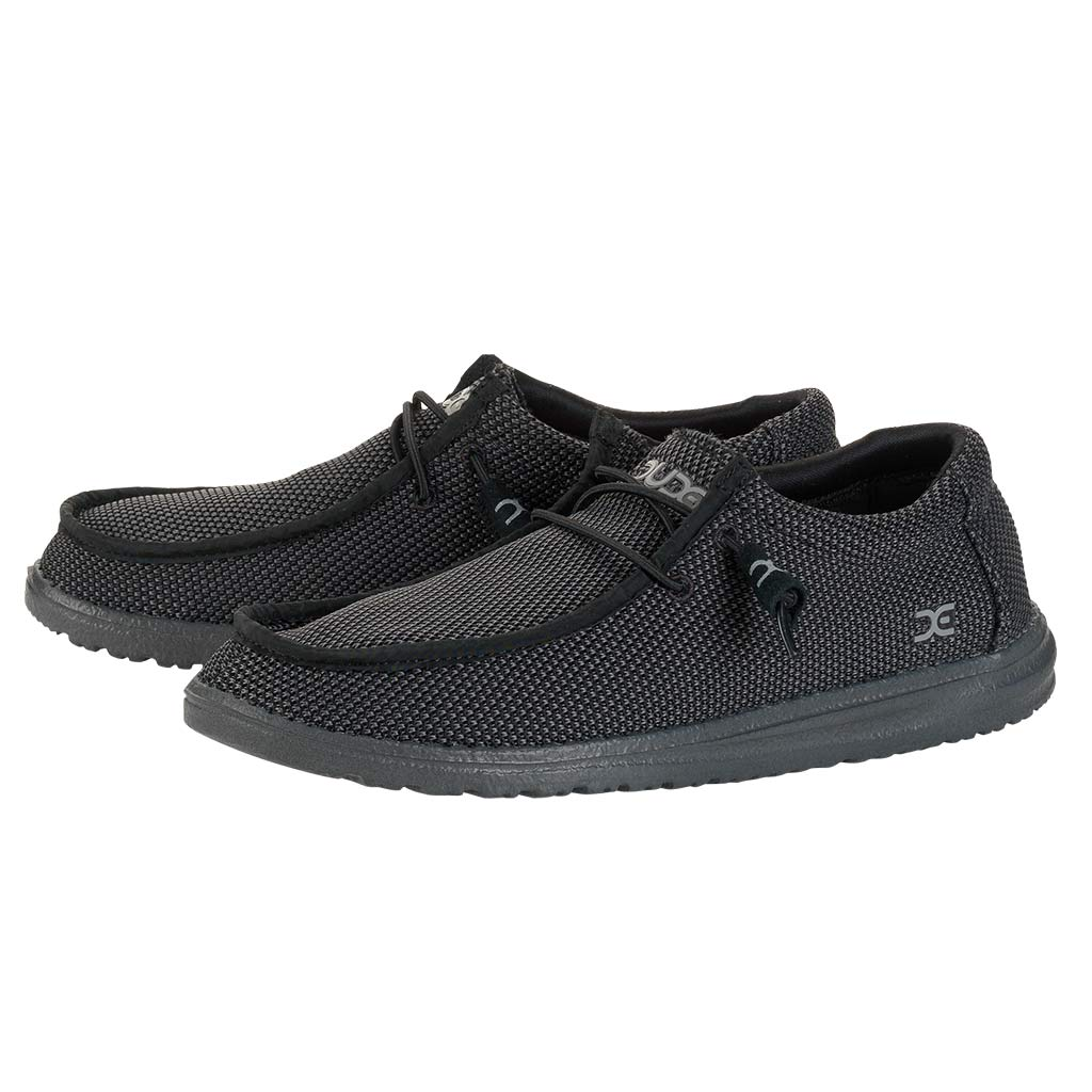 WALLY L SOX BLACK