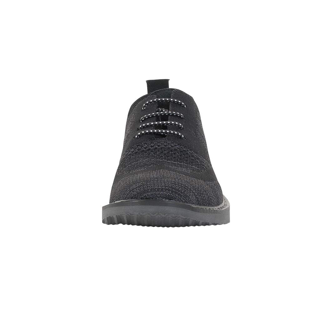 VIBO KNIT BLACK