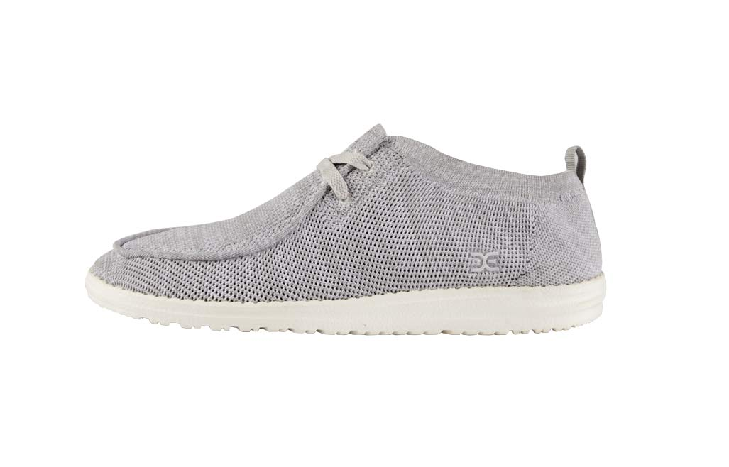 WALLY KNIT LIGHT GREY