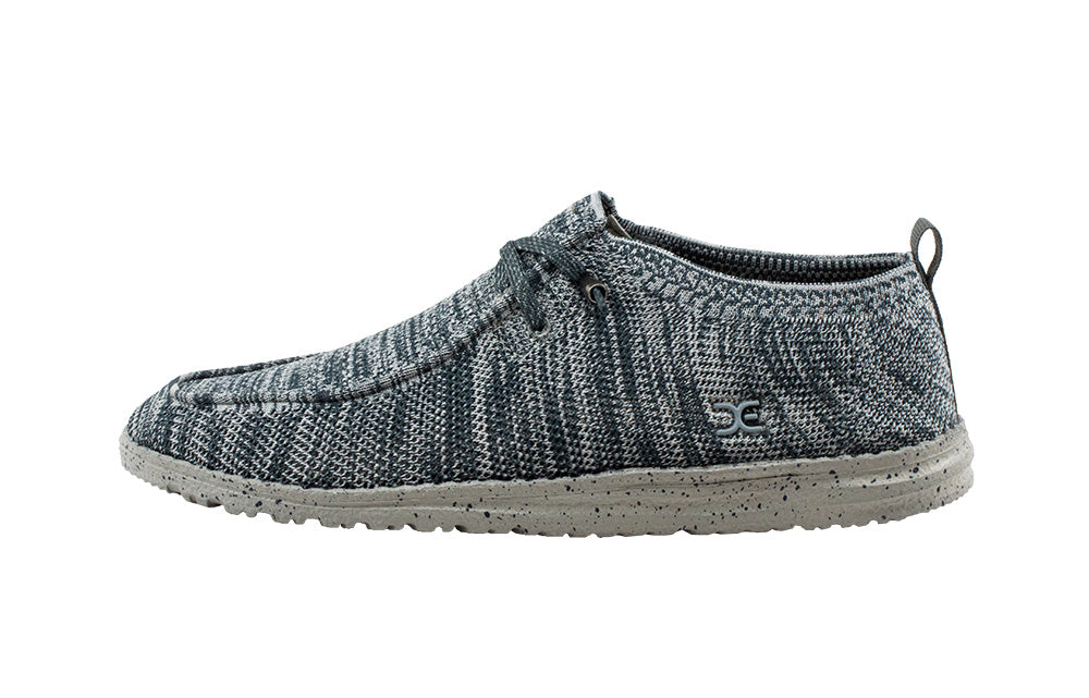 WALLY KNIT MULTI GREY