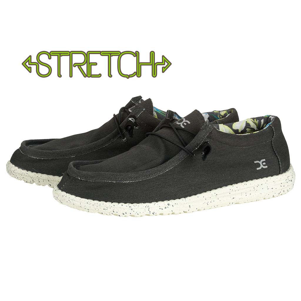 Wally Stretch black