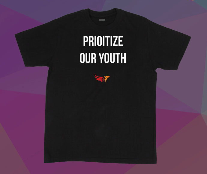 Prioritize Our Youth T-Shirt