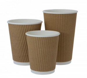 12oz Triple walled cup x 25