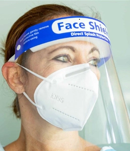 Face Shield x 5
