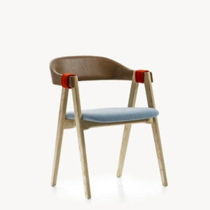 MATHILDA OAK CHAIR