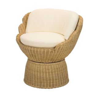 EDEN OCCASIONAL CHAIR- NATURAL