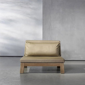 GIJS ARM CHAIR CUSHION SUMBRELLA GREY